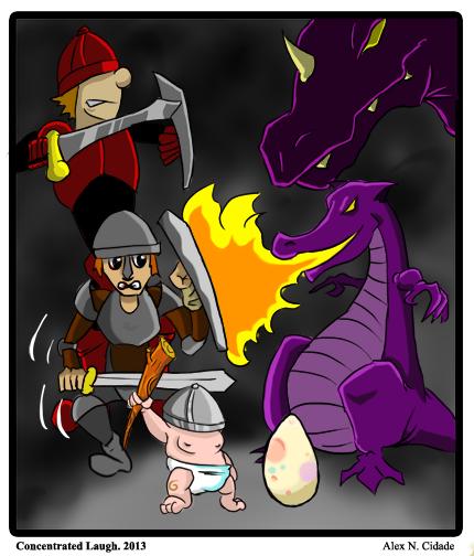 Dragon Down Generations