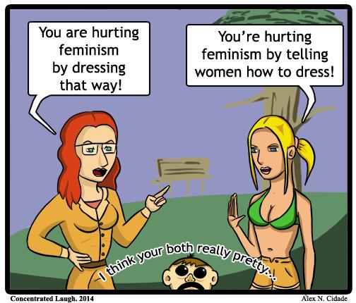 Beauty debate