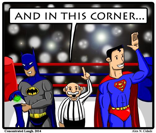 How batman won